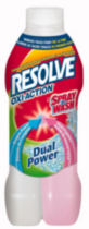 RESOLVE® FABRIC TREATMENT: Dual Power