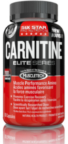 Six Star Pro Nutrition Carnitine (60 Capsules)