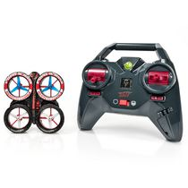 Air Hogs - Helix Ion Drone 2.4 Red/Black