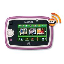 LeapFrog - Tablette LeapPad3x - Rose - Version française