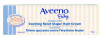 Aveeno Baby Soothing Relief Diaper Rash Cream - 105 g