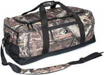Great Outdoors Camo Duffle Bag - Large