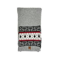 Canadiana Women's Fairisle Scarf