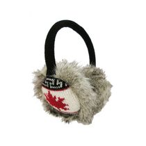 Canadiana Women's Fairisle Earmuffs