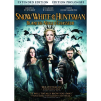 Snow White & The Huntsman (Unrated/Rated) (Extended Edition) (Bilingual)