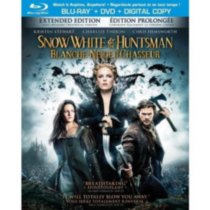 Snow White & The Huntsman (Unrated/Rated) (Extended Edition) (Blu-ray + DVD + Digital Copy) (Bilingual)