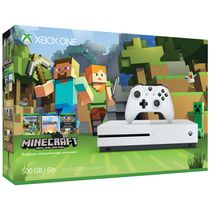 Offre groupée Minecraft Favorites pour Xbox One S de 500 Go