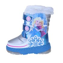 Disney Frozen Toddler Girl's Winter Boots 7