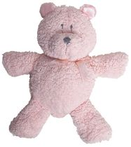 Kushies Baby Teddy Bear - Pink