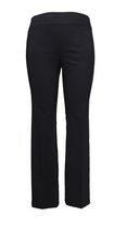 George Regular Bengaline Bootcut Black 12