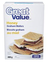 Great Value Honey Graham Wafers