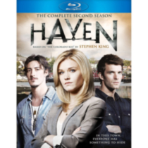Haven Season 2 - BLU-RAY