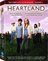 Heartland Season 5 - DVD