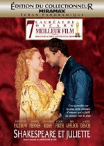 Film Shakespeare in Love DVD