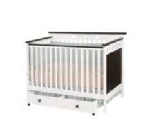 Lit de bébé convertible Bridgeport
