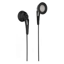 ONN Stereo Earbud Headphones Black