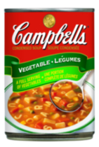 Campbell's Condensed Vegetable Soup