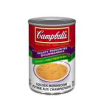 Campbell's Hearty Favourites Golden Mushroom Condensed Soup