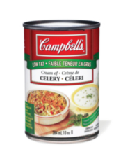 Campbell's Low Fat Cream of Celery