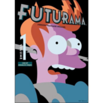 Futurama, Vol. 1 (Bilingual)
