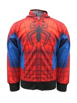 Spiderman Boys' Costume Hoodie 6