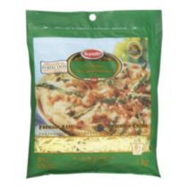 Saputo Premium Mozzarellissima Shredded Pizza Mozzarella Cheese