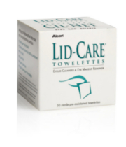 Lid-Care Towelettes
