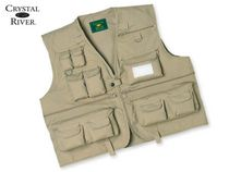 Crystal River Fly Vest - Medium