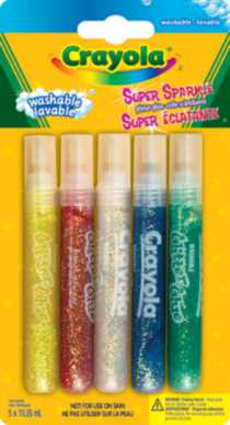 Super Sparkle Glitter Glue
