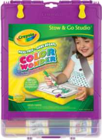 Color Wonder™ Stow & Go Studio™