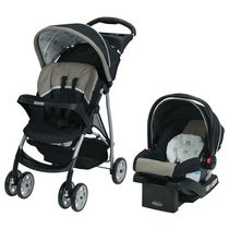 Graco LiteRider Click Connect Travel System - Kodiak