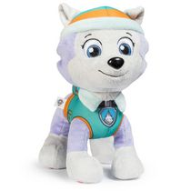 "Nickelodeon Paw Patrol Basic 10"" Plush Everest, Walmart Exclusive"