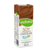 Natur-a Organic Chocolate Soy Beverage