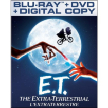 E.T.: The Extra-Terrestrial (Anniversary Edition) (Blu-ray + DVD + Digital Copy) (Bilingual)