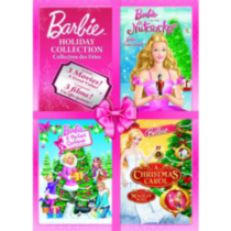 Barbie Collection Des Fêtes : Barbie Dans Casse-Noisette / Barbie : Un Noël Merveilleux / Barbie La Magie De Noël (Bilingue)