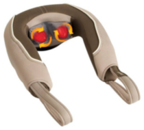 Shiatsu and Vibration Neck Massager