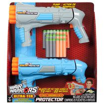 Air Warriors® Ultra-Tek™ Protector™ Dart Blaster, 2 Pack
