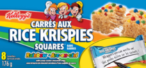 Rice Krispies Squares* Rainbow Cereal Bars
