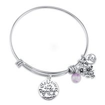 Love This Life Bangle Believe