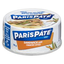 Paris Paté Sandwich