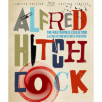 Alfred Hitchcock: The Masterpiece Collection - Limited Edition (Blu-ray DigiBook) (Bilingual)