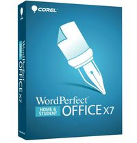 Corel WordPerfect Office X7 – Édition famille et étudiant