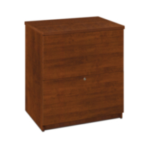 Bestar Standard lateral file Brown