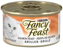 Purina Fancy Feast Grilled Salmon Feast™ Cat Food