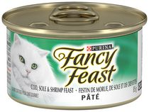 Purina Fancy Feast Cod, Sole and Shrimp Feast™ Cat Food