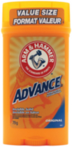 ARM & HAMMER® ADVANCE™ Invisible Solid, 79g