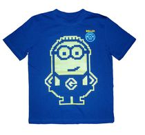 Despicable Me Boys' Short Sleeve Crew Neck T-shirt 4
