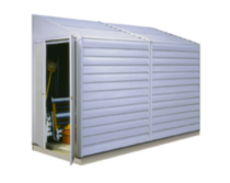 Yardsaver 4' x 10' Shed
