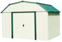 Sheridan 10' x 8' Vinyl Arrow Shed