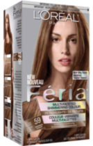 L'Oreal Feria #59 Rich Golden Brown